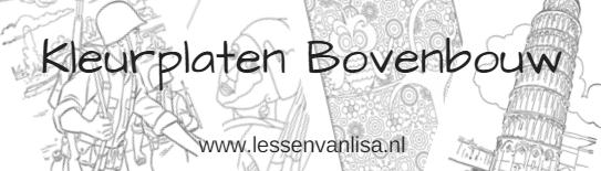 Kleurplaten Lente Groep 8.Lessen Van Lisa Tekenen